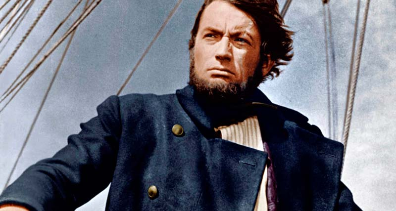 Capitán Ahab